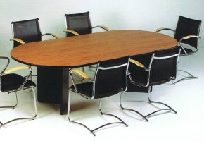 Boardroom Table Tawa 2400 x 1200 mm