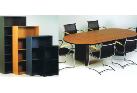 Otago Office Furniture Warehouse products offered