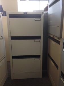 Secondhand Filing Cabinet